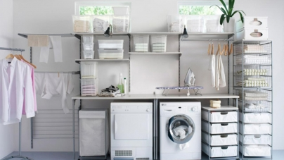 Simple Tips for Organizing the Laundry Room