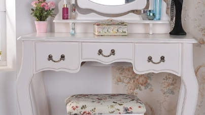 Stylish Design Ideas for Your Vanity Table