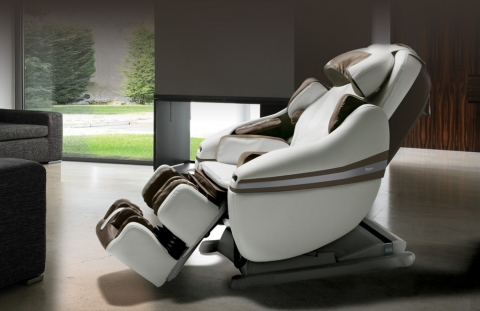 Elegant Massage Chairs that Can Be Integrated Into Your Home Decor Picture