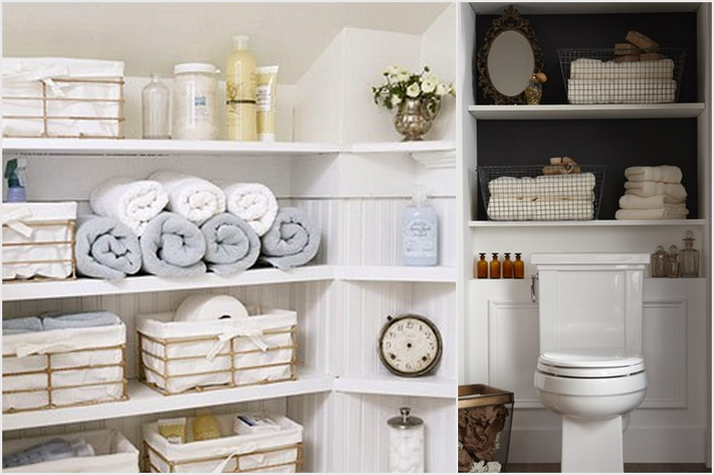 How To Organize A Small Bathroom ways to organize a small bathroom