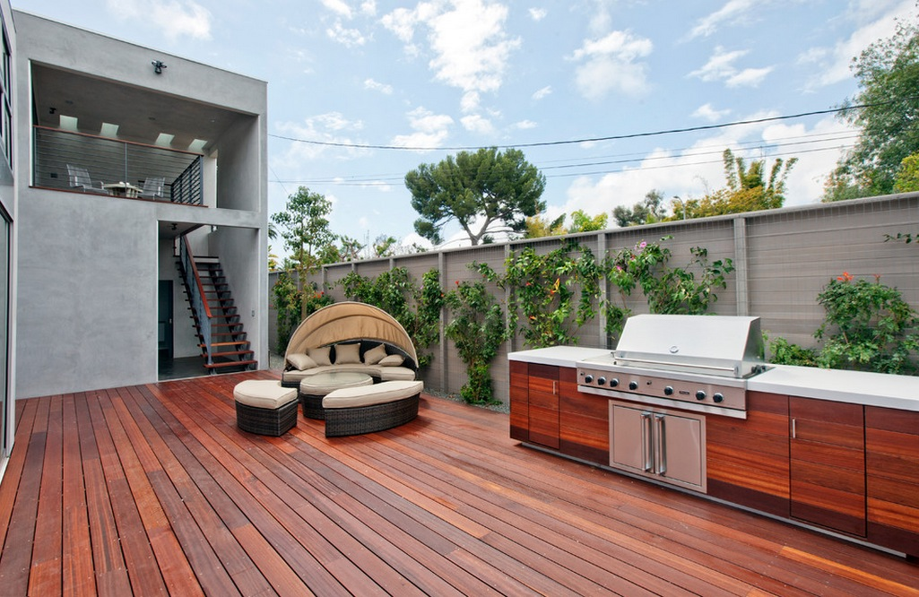 Roof Terrace Design Ideas Picture