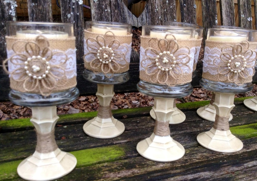 Rustic Centerpiece Home : Simple diy rustic home decorations