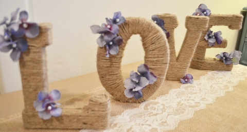 Simple DIY Rustic Home Decorations Picture