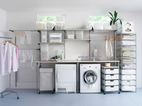 Simple Tips for Organizing the Laundry Room Picture