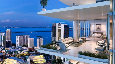 Why is renting a condo better than renting a house