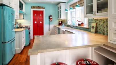 Retro Kitchen Decor Ideas