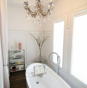 Simple Decorations that Will Give Your Bathroom a Luxurious Vibe