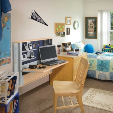 Outstanding decorating hacks for your student studio