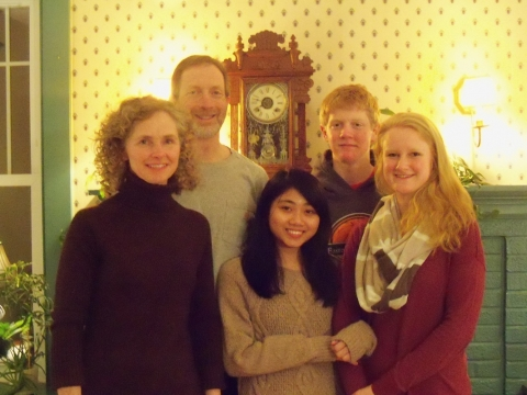 Why it pays living with host families while studying abroad