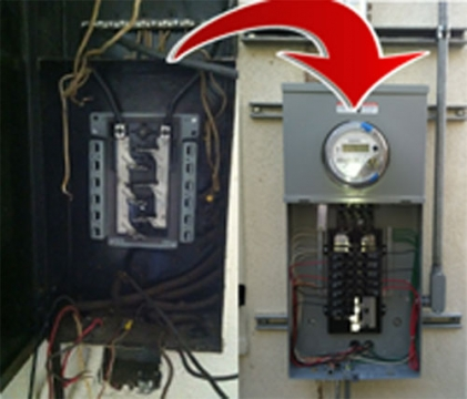 Electrical panel upgrade – do you need an electrician