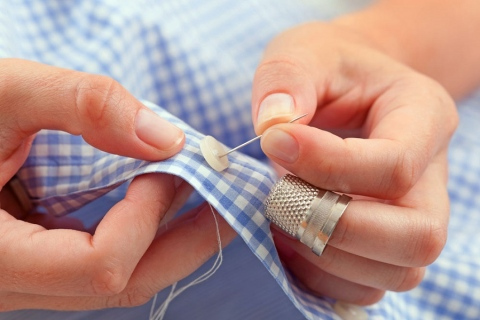 How to Sew Basics - Step by Step Picture