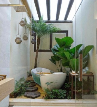 Simple Decorations that Will Give Your Bathroom a Luxurious Vibe Picture