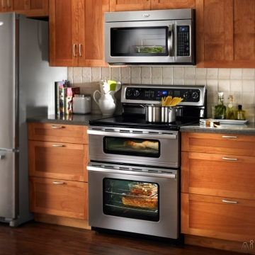 What Makes a Good Over-the-Range Microwave Oven? Picture